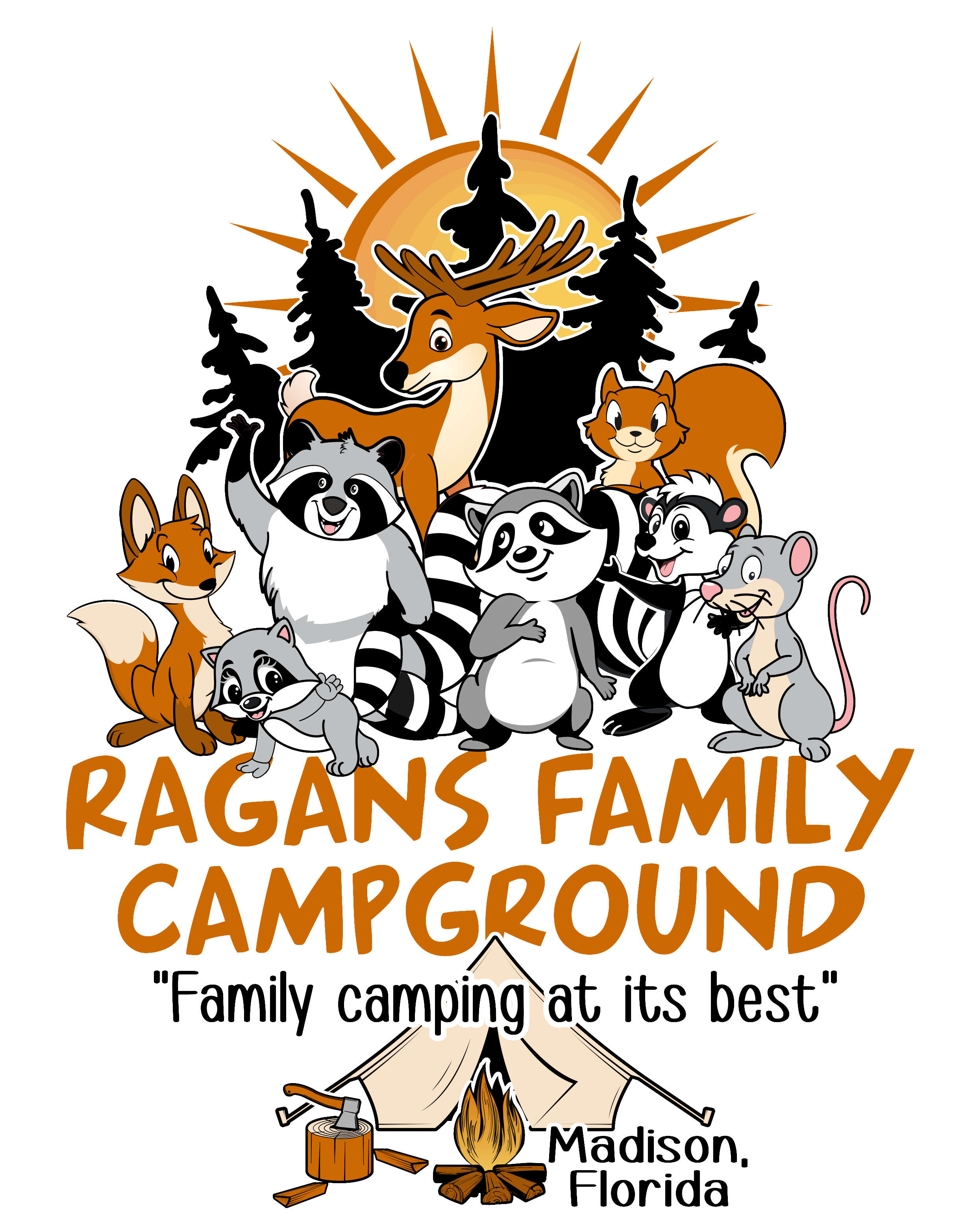 ragans family campground is family camping at its best